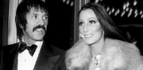 Sonny Bono and Cher Bono