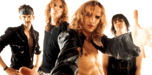 "The Darkness – ""Hot Cakes"""